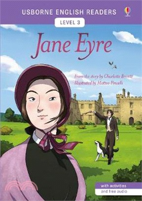 Jane Eyre 簡愛 (Usborne English Readers Level 3)