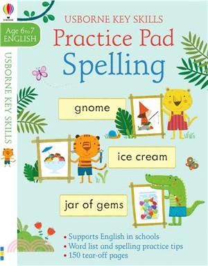 Key Skills Practice Pad Spelling 6-7