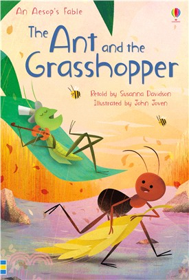 First Reading Level 3:Ant and the Grasshopper (new edition)