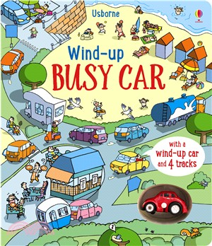 Wind-Up Busy Car (玩具書)