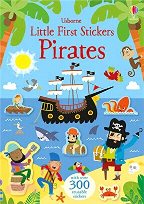 Little First Stickers Pirate