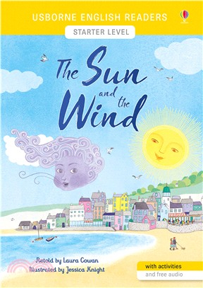 The Sun and the Wind 北風與太陽 (Usborne English Readers Starter Level)