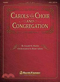Christmas Carols for Choir and Congregation