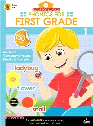 Phonics for First Grade