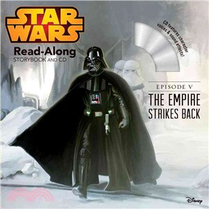 Star Wars: The Empire Strikes Back (1平裝+1CD)
