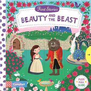 Beauty and the Beast (First Stories)(硬頁推拉書)