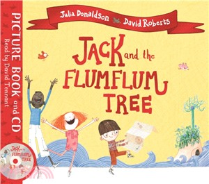 Jack and the Flumflum Tree (1平裝+1CD)