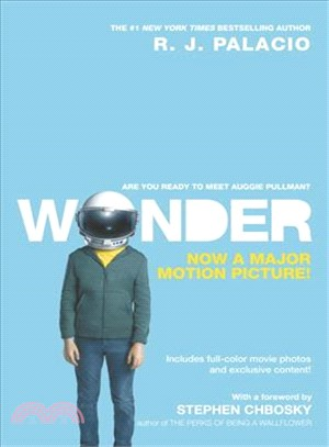 Wonder (Movie Tie-in)(美國版)