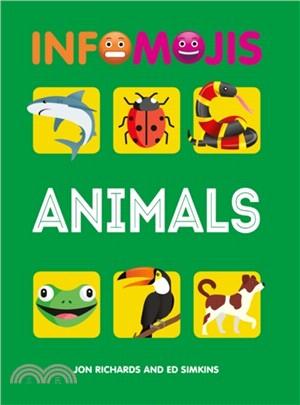 Infomojis: Animals