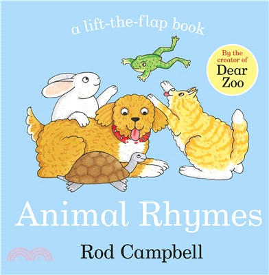 Animal Rhymes (硬頁翻翻書)
