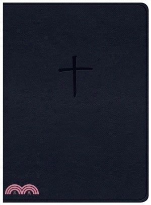 Holy Bible ― Nkjv Compact Bible, Value Edition Navy Leathertouch