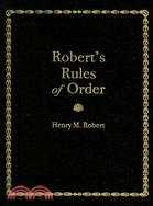 Robert's Rules of Order: Pocket Manual of Rules of Order for Deliberative Assemblies