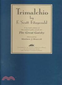 Trimalchio by F. Scott Fitzerald