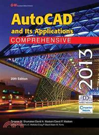 Autocad and Its Applications Comprehensive 2013
