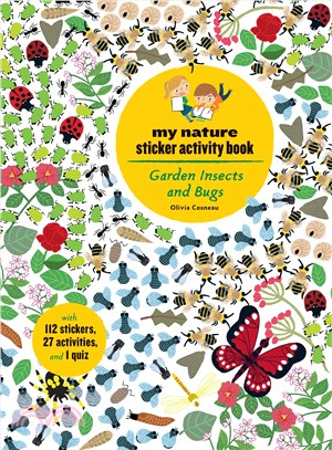 Garden Insects and Bugs ─ My Nature Activity Book