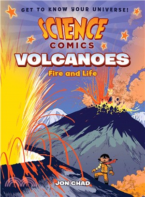 Volcanoes-Fire and Life (Science Comics)