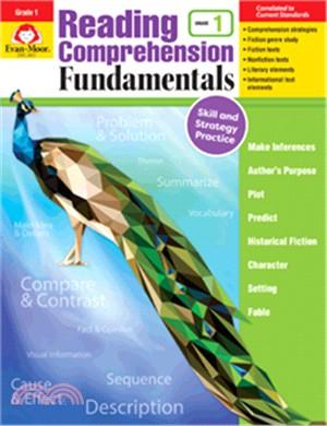 Reading Comprehension Fundamentals, Grade 1