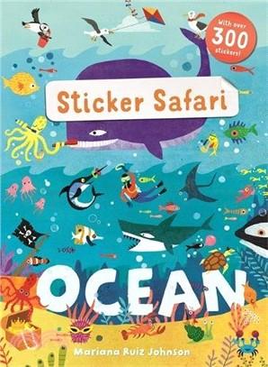 Sticker Safari: Ocean (with over 300 stickers)