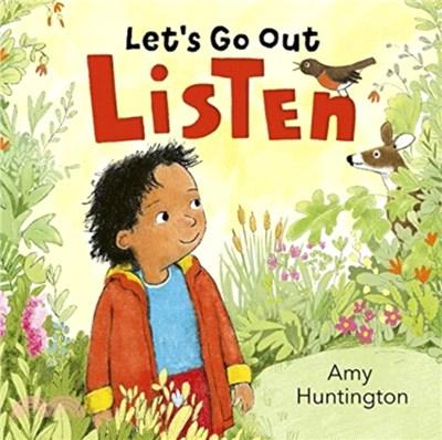Let's Go Out: Listen