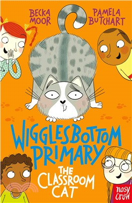 Wigglesbottom Primary: The Classroom Cat