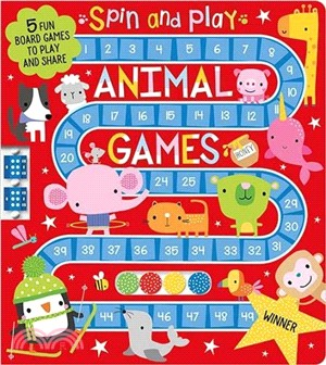 Animal Games (Spin and Play)