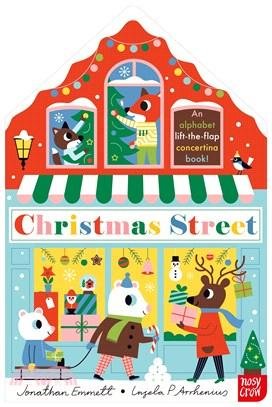 Christmas Street (硬頁書)