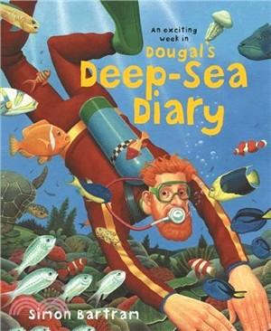 Dougal's Deep-sea Diary (平裝本) 廖彩杏老師推薦有聲書第2年第8週