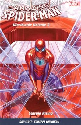 Amazing Spider-man: Worldwide Vol. 2:Scorpio Rising