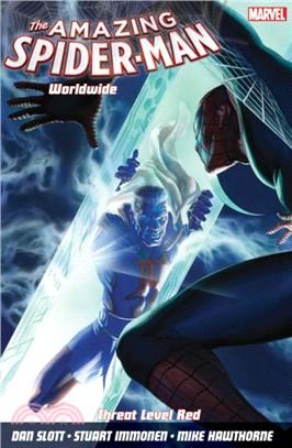Amazing Spider-man Worldwide Vol. 8:Threat Level Red