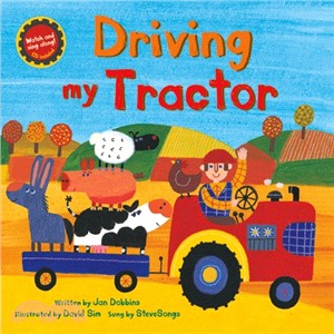 Driving My Tractor (1平裝+1影音CD)