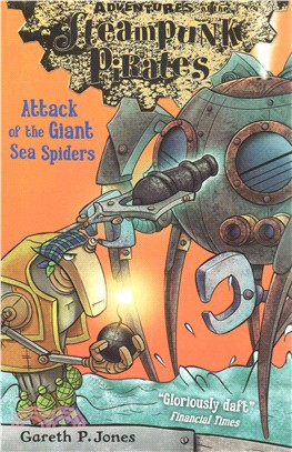 Adventures of the Steampunk Pirates 2: Attack of the Giant Sea Spiders