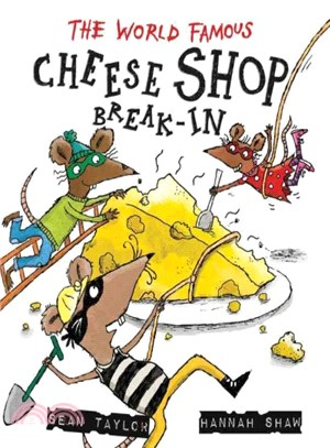 The World-famous Cheese Shop Break-in