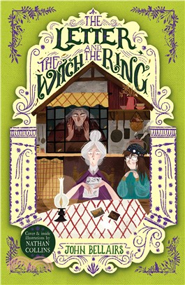 #3 The Letter, the Witch and the Ring (平裝本)(House With a Clock in Its Walls)