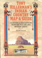 Tony Hillerman's Indian Country Map & Guide: Locations & Descriptions from the Best Selling Mystery Series