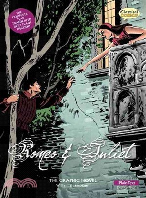 Romeo and Juliet: the Graphic Novel: Plain Text Version