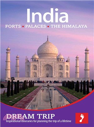 India ― Forts, Palaces and the Himalaya Footprint Dream Trip