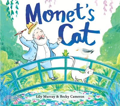 Monet's Cat (平裝本)