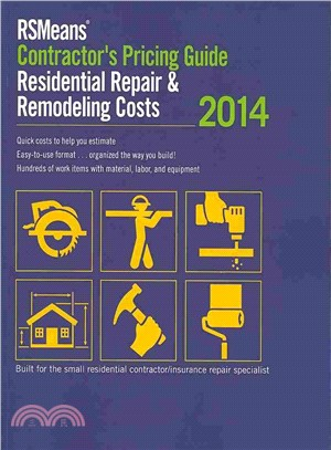 Rsmeans Contractor's Pricing Guide 2014 ― Residential Repair & Remodeling