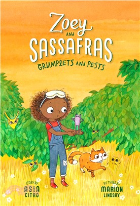 Grumplets and Pests (Zoey and Sassafras #7)
