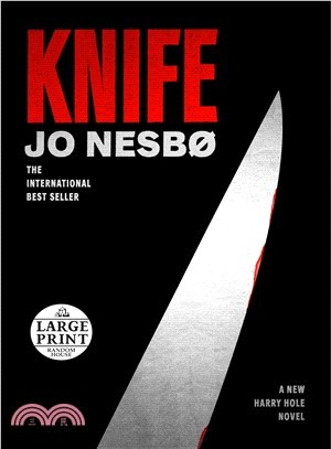Knife ― A New Harry Hole Novel