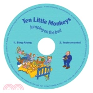 Ten Little Monkeys Jumping on the Bed (CD)