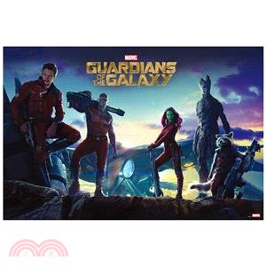 Guardians of the Galaxy Movie 星際異攻隊拼圖1000片