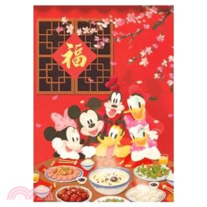 Mickey Mouse&Friends新春團員拼圖520片