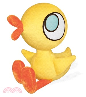 "Duckling 8"" Soft Toy (小鴨玩偶)"