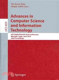 Advances in Computer Science and Information Technology