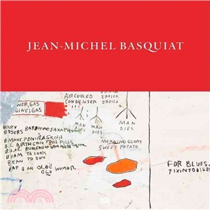 Jean-Michel Basquiat ─ Words Are All We Have