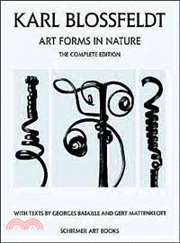 Karl Blossfeldt—Art Forms In Nature: The Complete Edition