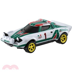 TOMICA小汽車 PREMIUM NO.19-Lancia Stratos HF Rally