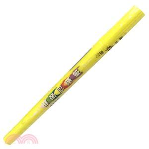 白金牌PLATINUM 雙頭彩繪筆-黃