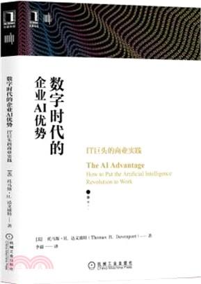 數字時代的企業AI優勢:IT巨頭的商業實踐(簡體書)